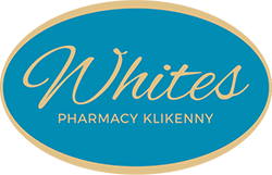 Whites Pharma logo